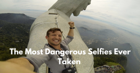 The Most Dangerous Selfies