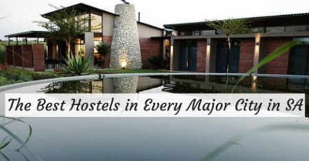 Best Hostels in SA