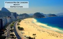 Famous Rio De Janeiro Beach Expectation