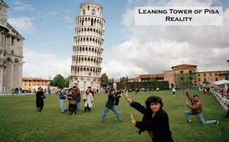 Leaning Tower of Pisa Reality