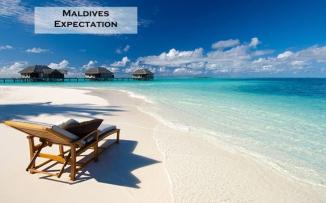 Maldives Expectation